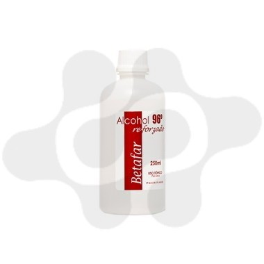 BETAFAR ALCOHOL 96º REFORZADO 250 ML