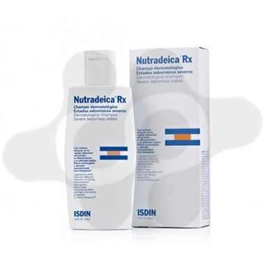 NUTRADEICA RX CHAMPU DERMATOLOGICO 200 ML
