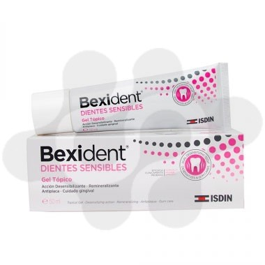 BEXIDENT DIENTES SENSIBLES GINGIPROTECTOR GEL 50 ML