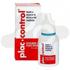 PLAC CONTROL LIQUIDO REVELADOR PLACA DENTAL 15 ML