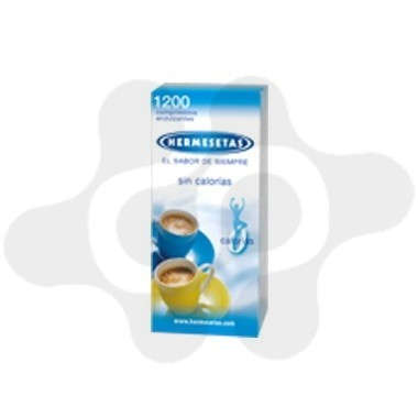 HERMESETAS ORIGINAL SACARINA 300 COMP