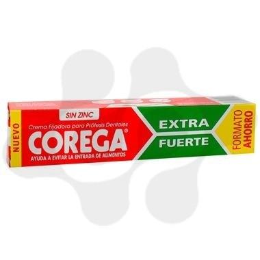 COREGA ULTRA CREMA EXTRA FUERTE ADHESIVO PROTESIS DENTAL 40 ML
