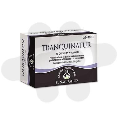TRANQUINATUR EL NATURALISTA 48 CAPS