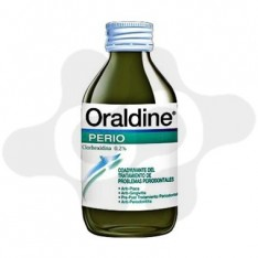 ORALDINE PERIO COLUTORIO CLORHEXIDINA 0.2% 400 ML