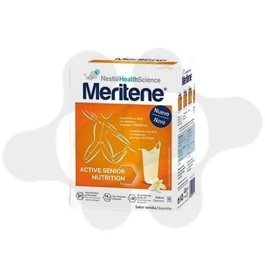 MERITENE 30 G 15 U VAINILLA
