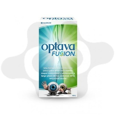 OPTAVA FUSION ESTERIL 10 ML