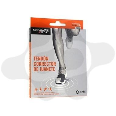 TENDON CORRECTOR DE JUANETES FARMALASTIC SPORT T- M