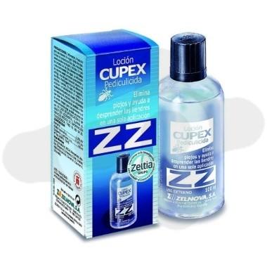 CUPEX ZZ LOCION 100 ML