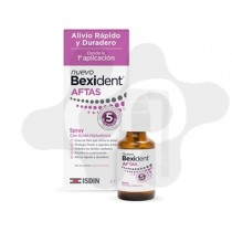 BEXIDENT AFTAS SPRAY BUCAL PROTECTOR 15 ML