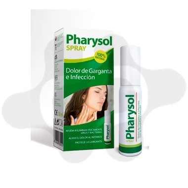 PHARYSOL SPRAY