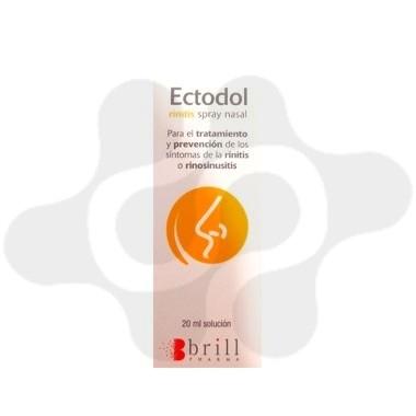 ECTODOL RINITIS SPRAY NASAL 20 ML