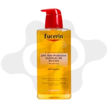 PH5 EUCERIN ACEITE DUCHA 400ML