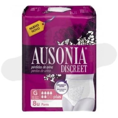 ABSORB INC ORINA MUY LIGERA AUSONIA DISCREET PANTS G 8 U