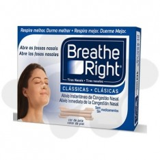 TIRA NASAL BREATHE RIGHT 30GD
