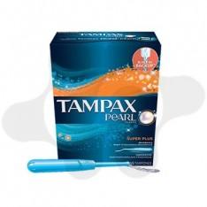 TAMPONES 100%ALGODON TAMPAX COMPAK SUPER PLUS 24 U