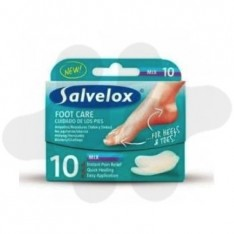 SALVELOX FOOT CARE ALE VERA APOSITOS HIDROCOLOIDES 40 X 61 MM 5 U