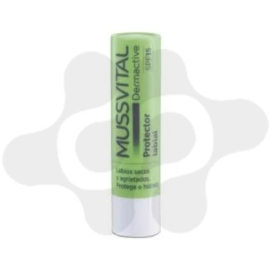 PROTECTOR LABIAL MUSSVITAL 4 G