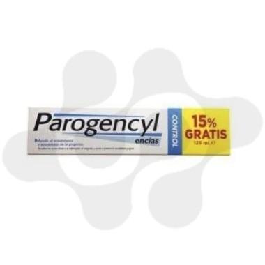PAROGENCYL ENCIAS CONTROL PASTA DENTAL 125 ML + 15%