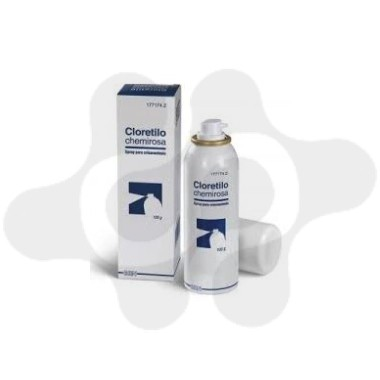 CLORETILO CHEMIROSA SPRAY CRIOANESTESIA 100 G