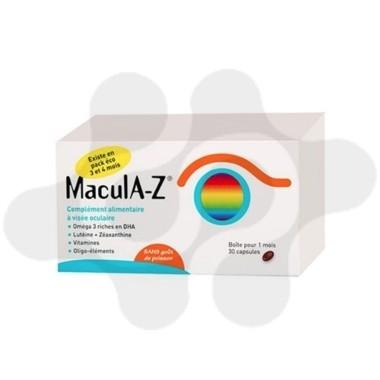 MACULA Z 30 CAPSULAS
