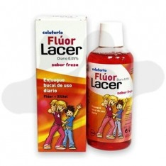 FLUOR LACER DIARIO 500 ML