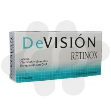 DEVISION RETINOX 30 CAPS