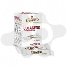 COLAGENO CON MAGNESIO STICKS FRESA 20 STICKS (5 G)