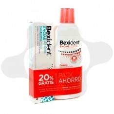 BEXIDENTENCIASTTOCOADYUDANTE (COLUTORIOBEXIDENT500 ML+ PASTACONTRICLOSANUSODIARIO75ML)