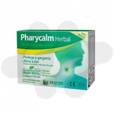 PHARYCALM 24 COMP