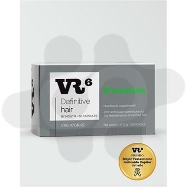 VR6 DEFINITIVE HAIR EVOLUTION CAPS 60 CAPSULAS