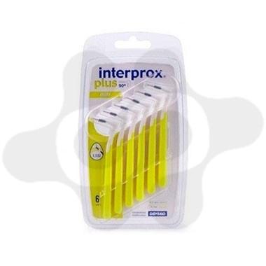 CEPILLO DENTAL INTERPROXIMAL INTERPROX PLUS MINI 6 U