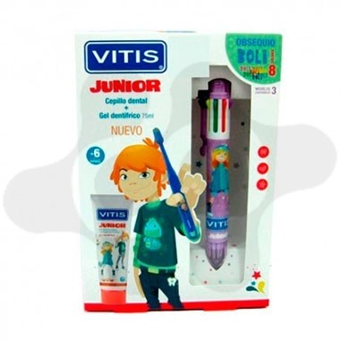 PACK VITIS JUNIOR