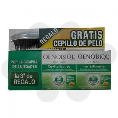OENOBIOL CAPILAR REVITALIZANTE 60 CAPS TRIPLE