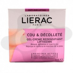 LIERAC LIFTISSIME CUELLO Y ESCOTE 50ML