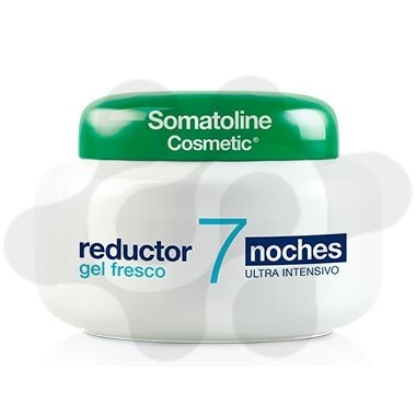 SOMATOLINE COSMETIC REDUCTOR 7 NOCHES GEL FRESCO 250 ML