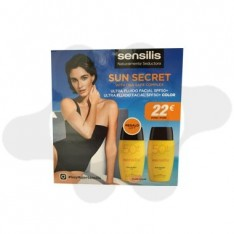 SENSILIS SUN SECRET PACK FLUIDO + COLOR SPF 50
