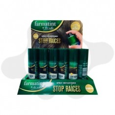 FARMATINT STOP RAICES SPRAY 75 ML CASTAÑO OSCURO