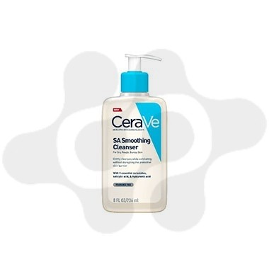 CERAVE SMOOTHING CLEANSER