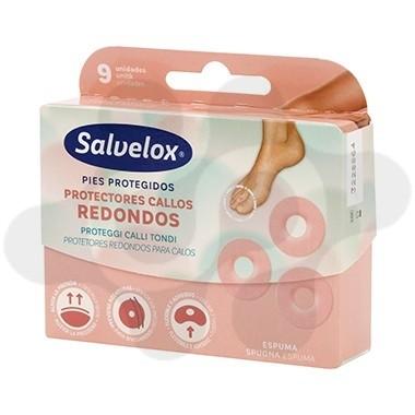 PARCHES CALLOS SALVELOX REDONDO 9 U