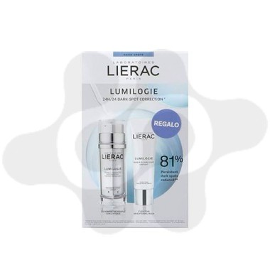 LIERAC DUO LUMILOGIE + MASQUE REGALO