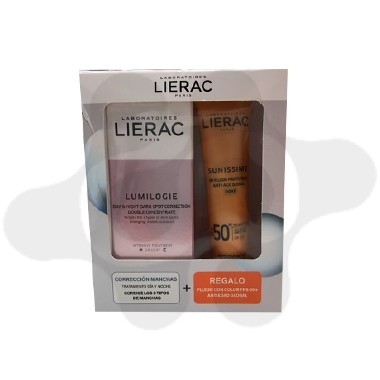 LIERAC DUO LUMINOLOGIE + REGALO BB 50 SPF