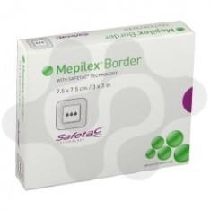 MEPITEX APOSITO ESTERIL 5 X 7,5 CM 5 U