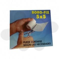 ESPARADRAPO HIPOALERGICO BORO-FIX 5 X 5 CM
