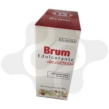SACARINA BRUM 500 COMP 2 UDS
