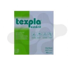 TEXPLA APOSITO TELA SIN TEJER 10 X 10 CM 100 U