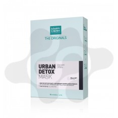 MARTIDERM URBAN DETOX MASK 25 ML X 10 U