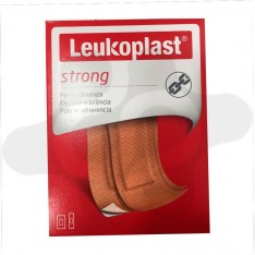 LEUKOPLAST STRONG APOSITO ADH SURTIDO 20 APOSITOS