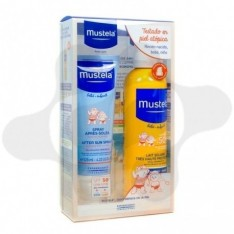 MUSTELA HIDRATANTE PARA DESPUES DEL SOL SPRAY 125 ML