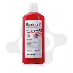 BEXIDENT ANTICARIES COLUTORIO 500 ML