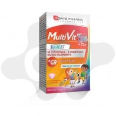 MULTIVIT KIDS 30 COMPRIMIDOS MASTICABLES